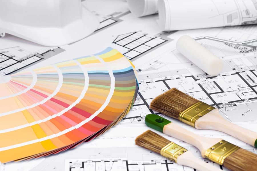 Painters in Billings MT with Color Samples
